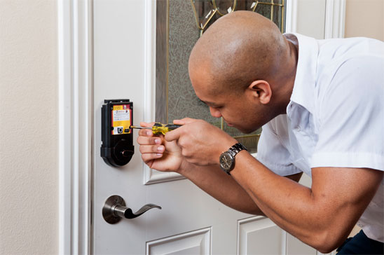 certified locksmith service