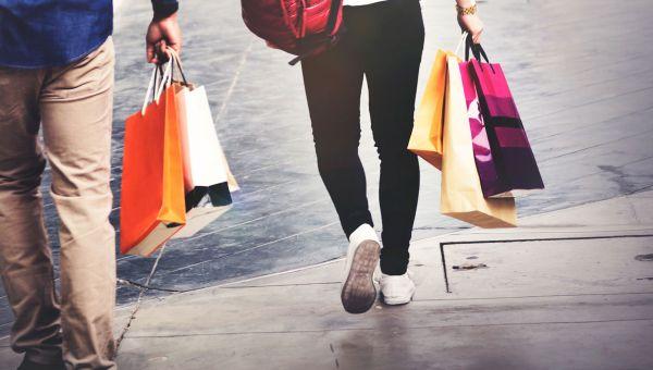 Singles Day Shopping