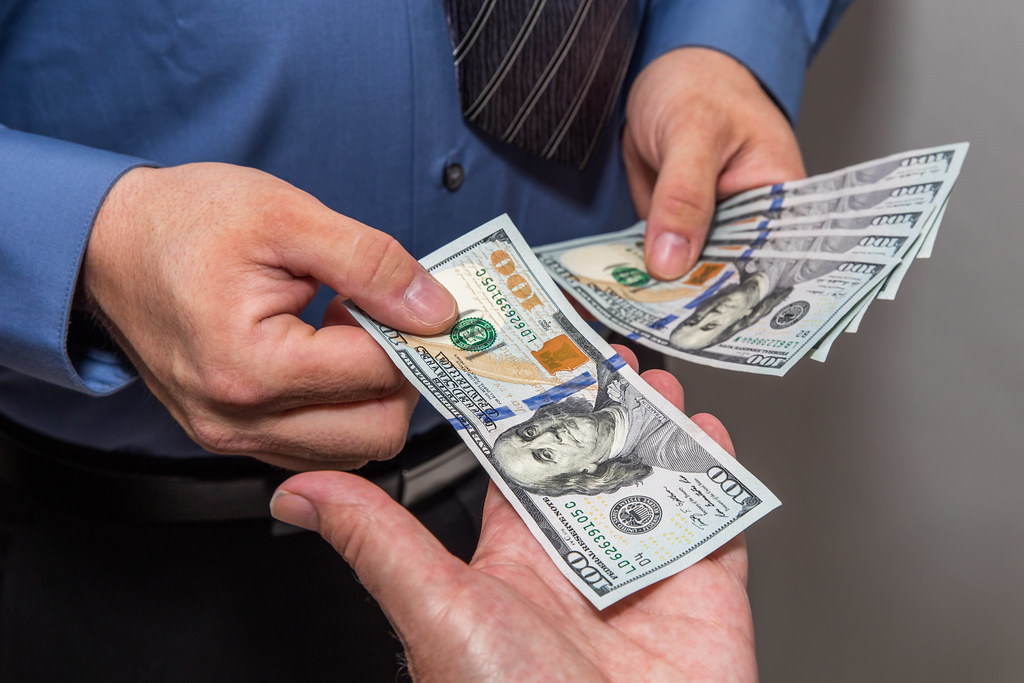 The rules to get money from money lenders