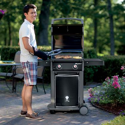 Gas Barbeque Solutions - Why Choose a Gas Barbeque?