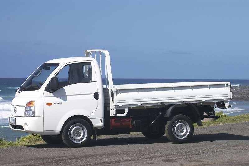 Hyundai Star Truck Dealer