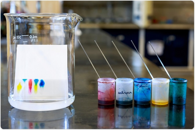 Rules For Chromatography